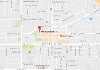 Santa Ana Division Courthouse